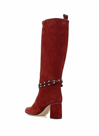 Red Valentino Çizme Bordo